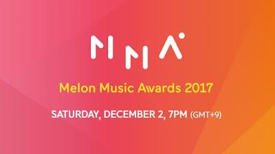 Daftar Lengkap Pemenang 'Melon Music Award 2017'