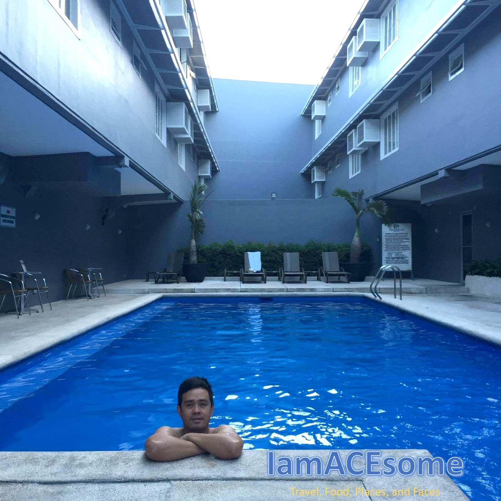 A Refreshing Start This Summer At The Contemporary Hotel In Quezon City Iamacesome