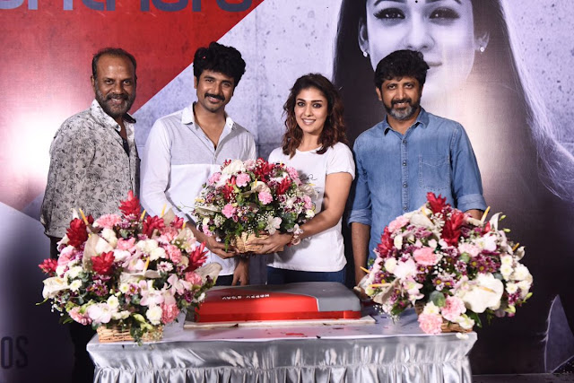 Nayanthara Birthday Celebrations 2016 Photos