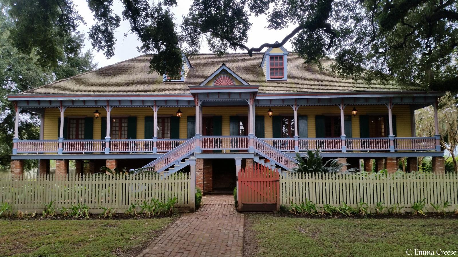 Laura Creole Plantation Louisiana Roadtrip US History Adventures of a London Kiwi