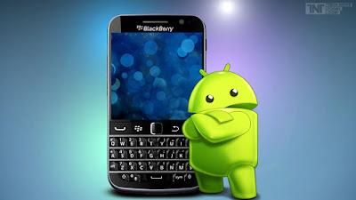 Android Ternyata Gagal Menyelamatkan Blackberry