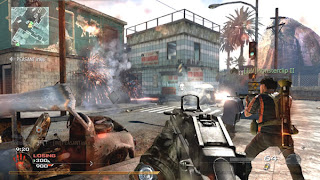 Modern Warfare 3 Still On Top of GAME Chart
