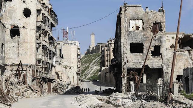 Revelan que ONU condiciona sus ayudas para reconstruir Siria