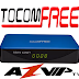 TOCOMFREE S 989ACM/T NOVA FIRMWARE MODIFICADA-23/05/2018