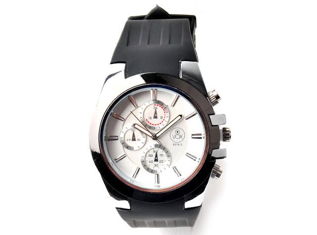 relojes para hombre de plata