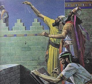riassunto semplificato sui Babilonesi e il re Hammurabi