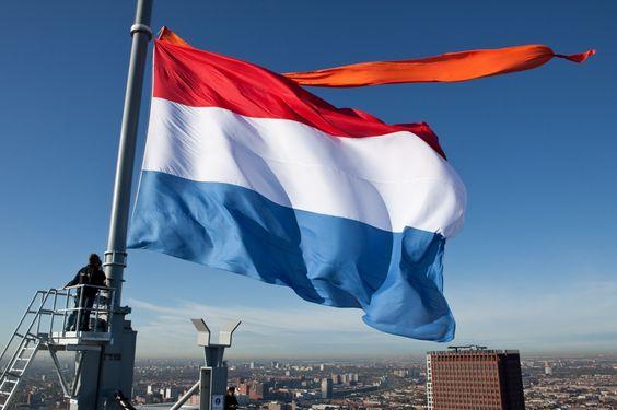 Hollanda bayrağı