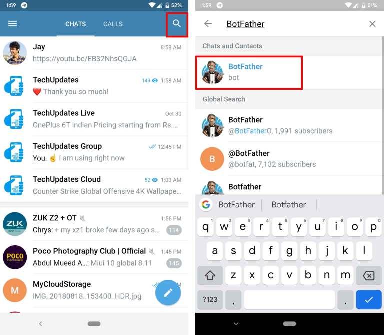 Cara Menggunakan Telegram Sebagai Penyimpanan Cloud Pribadi Anda
