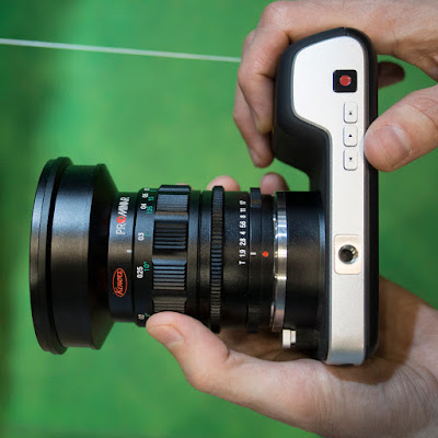 Kowa Prominar 12mm f/1.8 T1.9