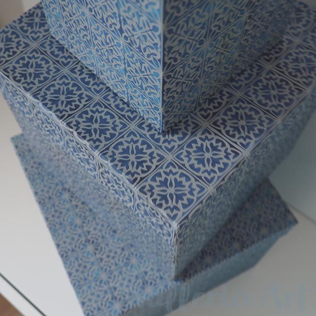 Alte Schachtel nach ©müllerinart