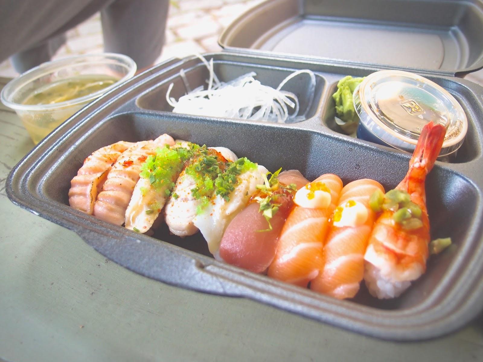 fröken yukari lunch date