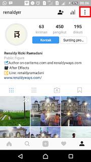 Cara Menyembunyikan Instagram Stories Dari Pengguna Tertentu