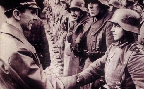"""una transcripción y análisis de la directiva Nº58 """"Preparativos para la defensa del Reich"""",  Weisung Nr. 58 für die Kriegführung BELLUMARTIS HISTORIA MILITAR"""