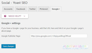 cara setting WordPress SEO by Yoast - gambar 11