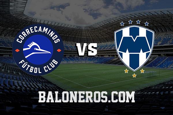Correcaminos vs Monterrey EN VIVO