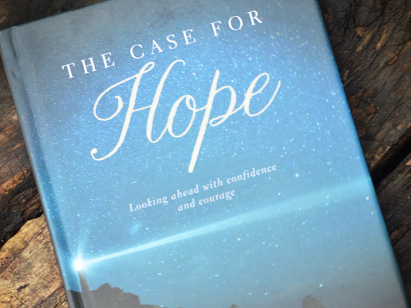 The Case for Hope: A Book Review #FCBlogger