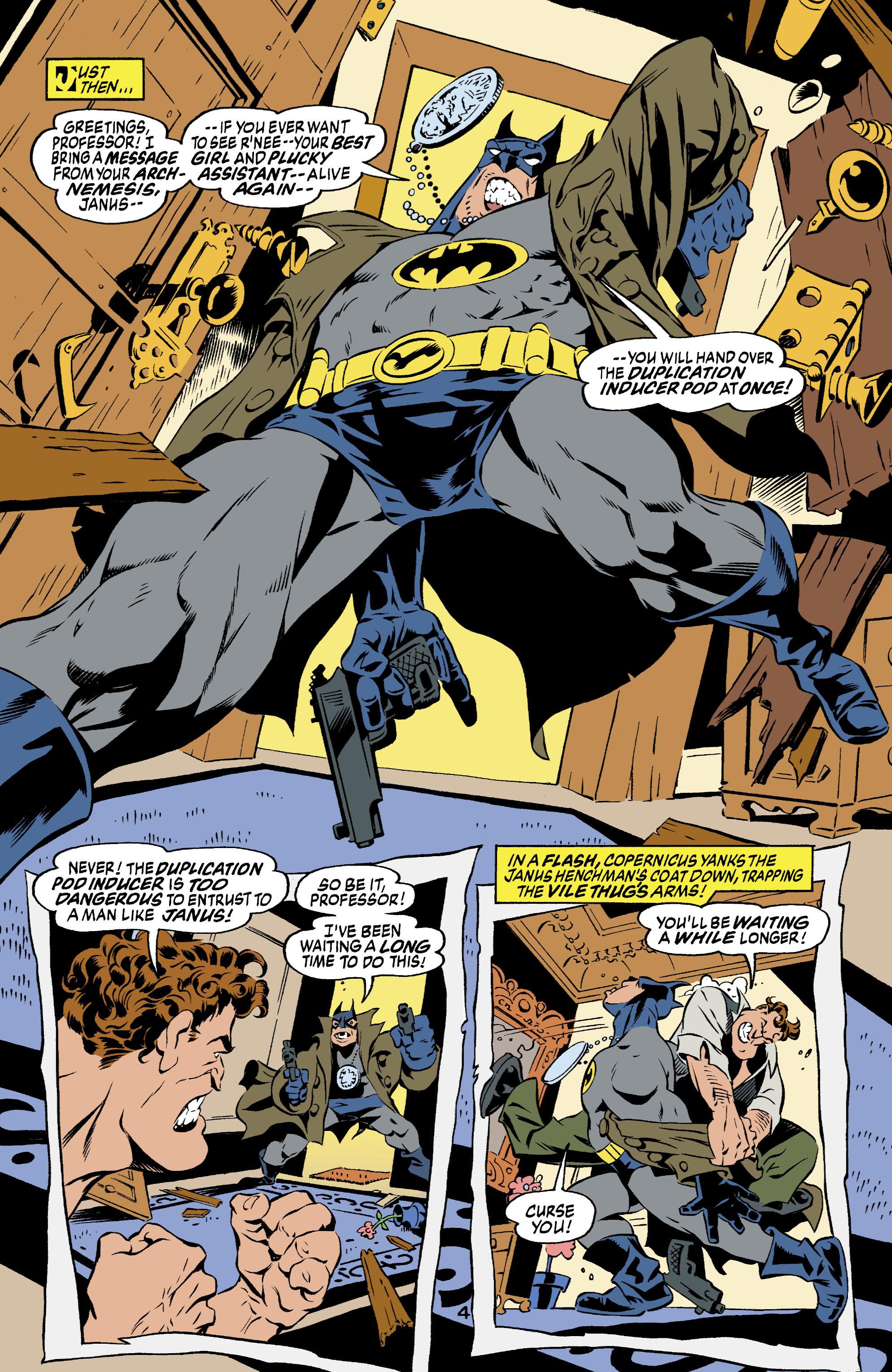 Detective Comics (1937) 753 Page 4