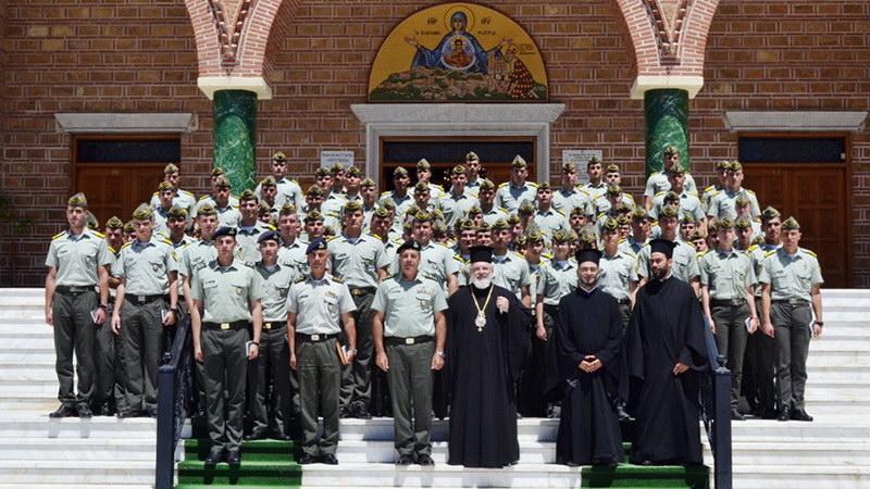 Επίσκεψη Στρατιωτικής Σχολής Ευελπίδων στο Διδυμότειχο και τις Φέρες