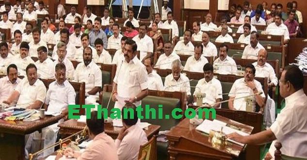 போக்குவரத்து ஊழியர்கள் பணிக்கு திரும்ப வேண்டும்: முதல்வர் | Transport staff should return to work: Chief Minister !