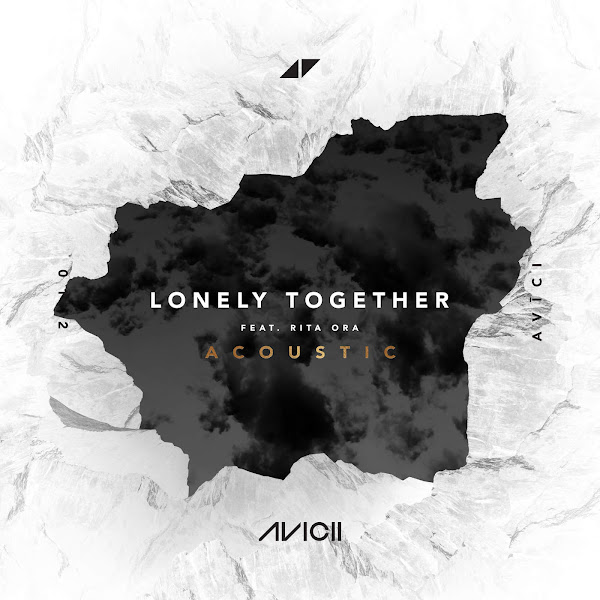 Avicii - Lonely Together (Acoustic) [feat. Rita Ora] - Single Cover