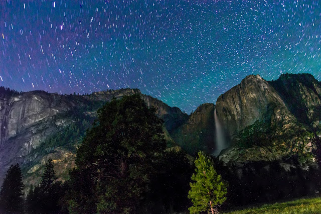 Yosemite National Park, Astrophotography