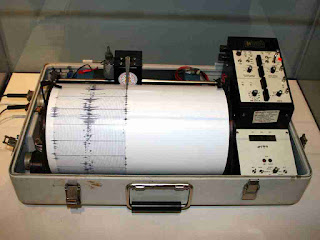 alat pengukur kekuatan gempa