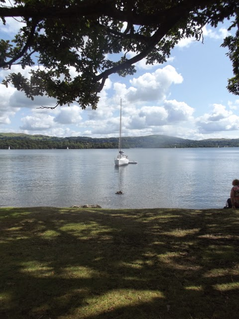 Windermere, Wray Castle
