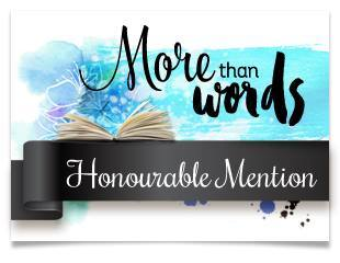 More Than Words December 2017 Challenge