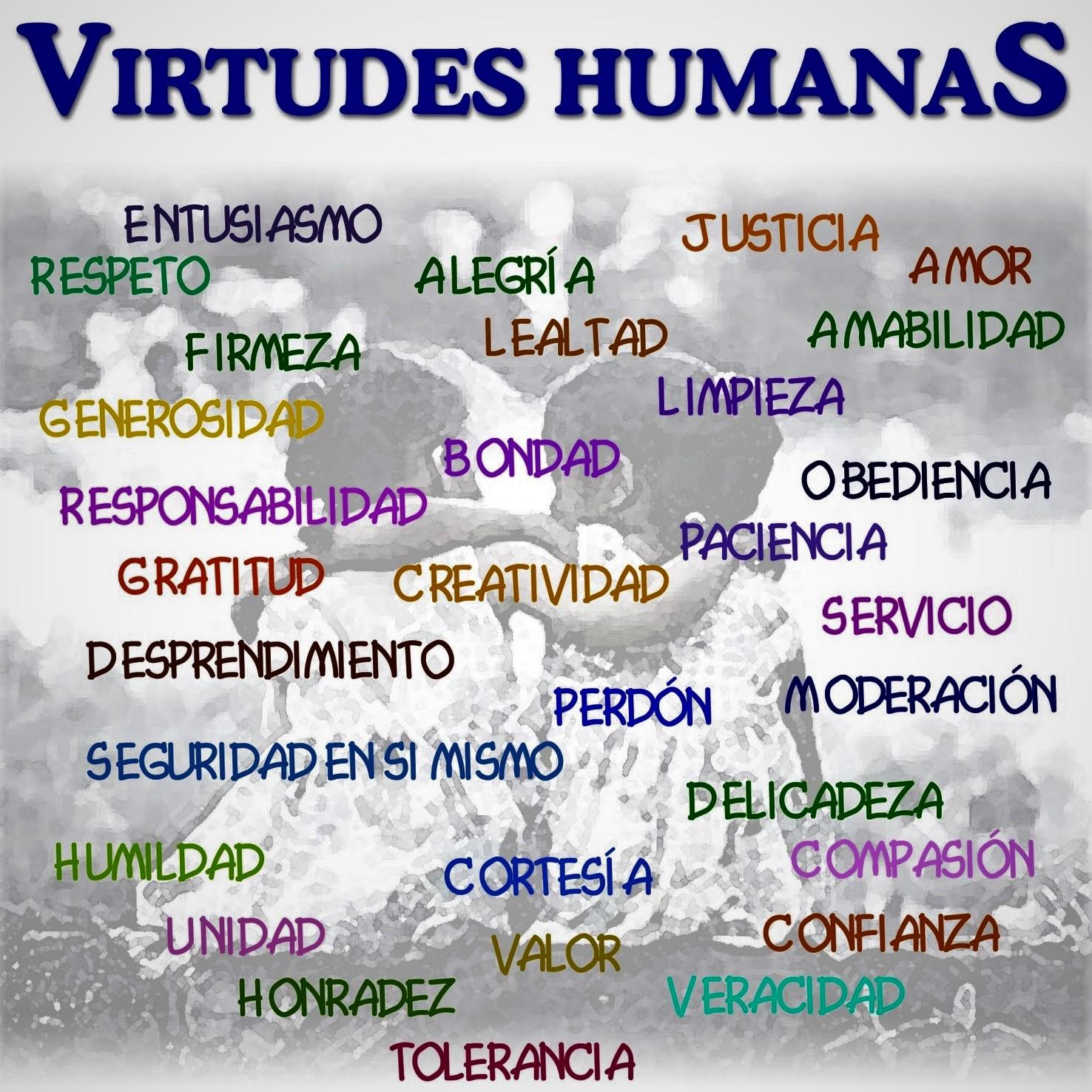 Diácono Luis Brea Torrens Las Virtudes Humanas