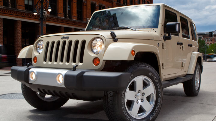 Jeep Wrangler Unlimited Sport >> Sports: Jeep Wrangler Unlimited 2011