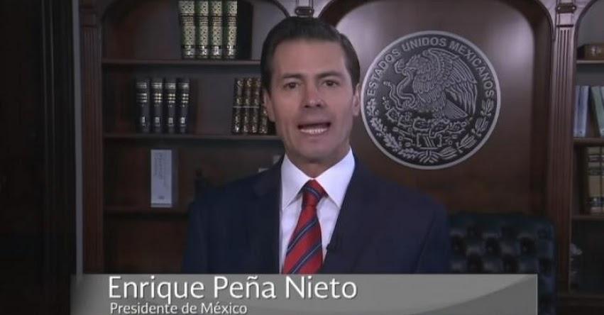 MENSAJE A LA NACIÓN: Peña Nieto lanza un mensaje a los mexicanos a tres días de las elecciones [VIDEO]