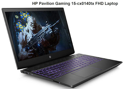 HP Pavilion Gaming 15-cx0140tx FHD Laptop | 8th Gen i5-8300H/8GB DDR4/1TB HDD/Windows 10 Home/Office 2016