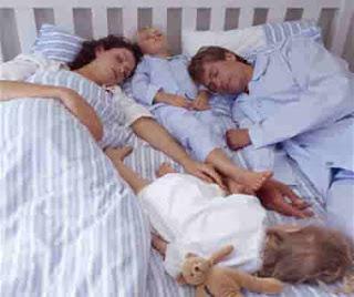 التقاليد المشتركة للنوم