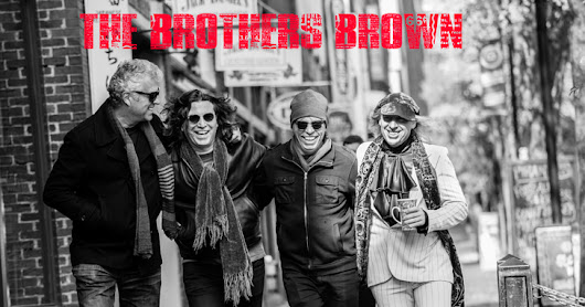 "Brothers Brown tap Americana roots with ""Dusty Road"""