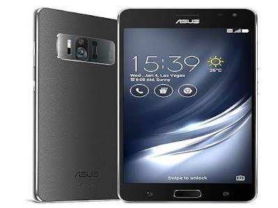 Image Asus ZenFone AR ZS571KL Firmware Driver