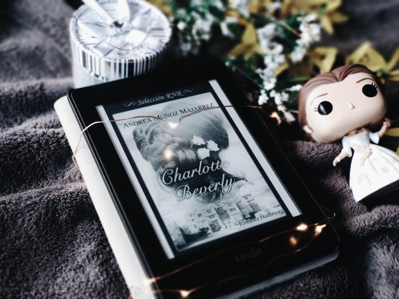 Foto del libro Charlotte Beverly de la autora Andrea Muñoz Majarrez