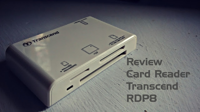 Mau Card Reader yang Awet? Transcend RDP8 Solusinya