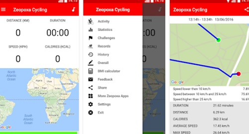 aplikasi pengukur jarak tempuh android