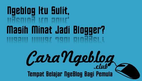 Ngeblog Itu Sulit Masih Minat Jadi Blogger