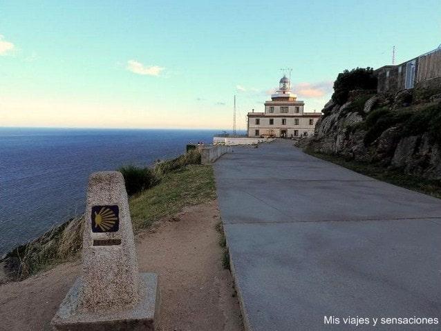 Cabo y Faro de Finisterre, Costa da Morte, Galicia