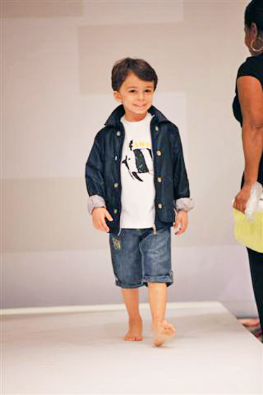 Little Bird Tell: Fendi Held a Kids' Runway Show With ... - photo#24