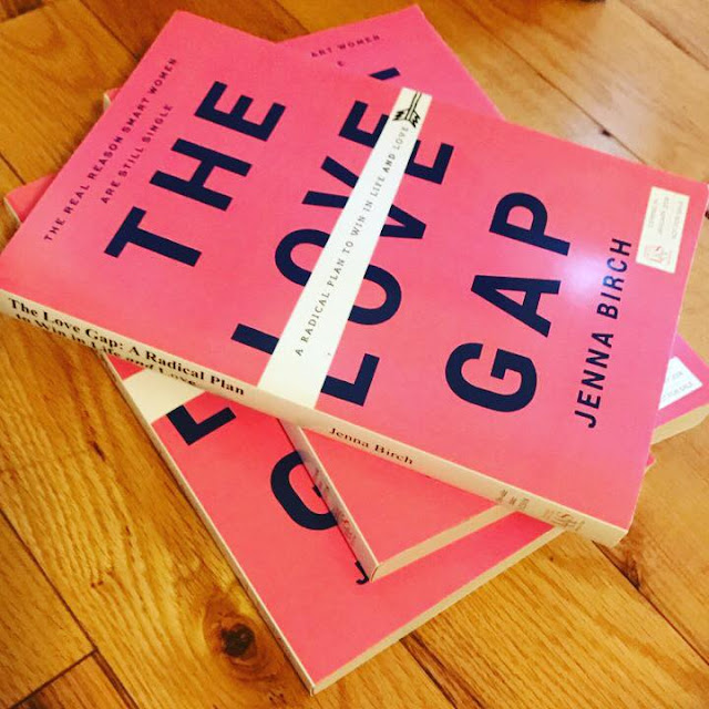 The Love Gap Galleys Have Arrived + More Updates