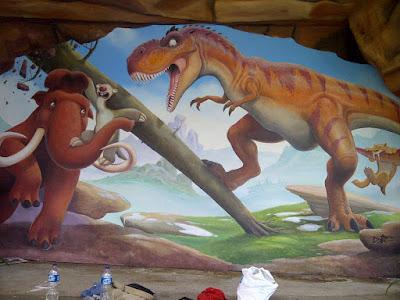 Mural Jogja, Jasa Mural