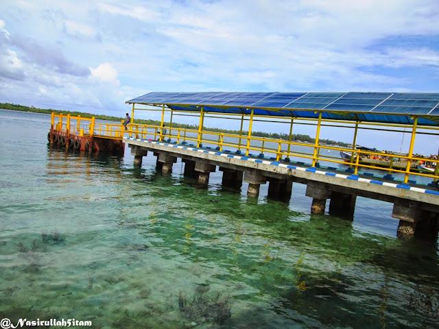 Kawasan Pelabuhan Karimunjawa