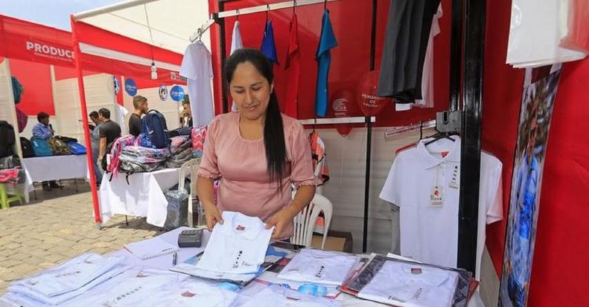 Ofertarán útiles hasta con 50% de descuento en la primera «Feria Perú Produce Escolar 2020»