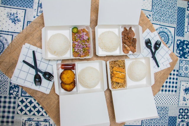 Food Delivery Service in Metro Manila