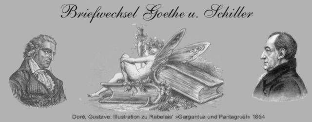 Bild Goethe und Schiller