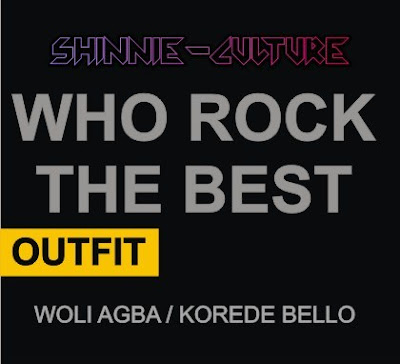 Who rock the best Dansiki Outfits
