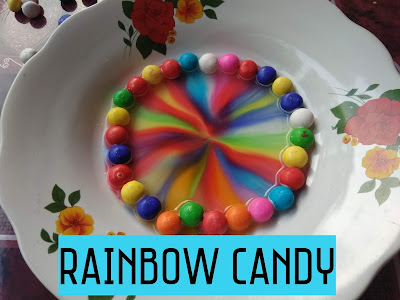 DIY Rainbow Candy