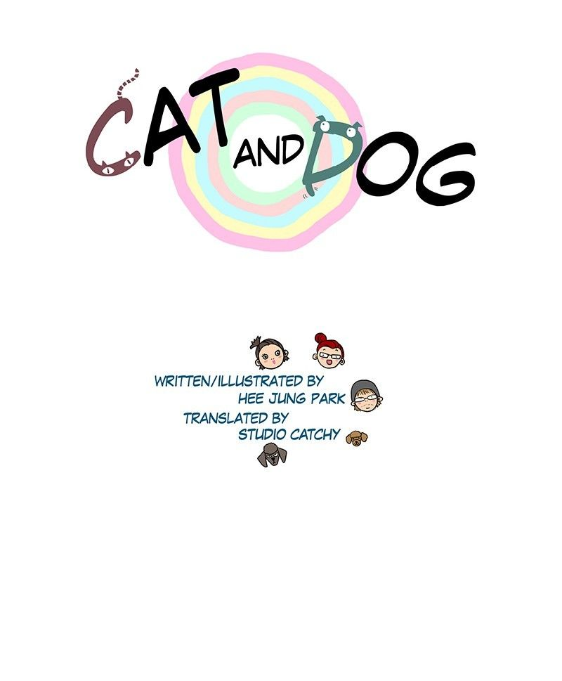 Read Cat And Dog Park Hee Jung
